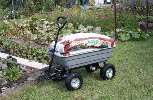 avantages chariot de jardin