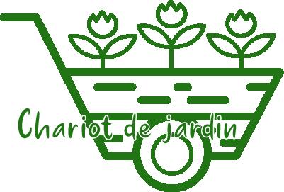 Logo de Chariot de jardin