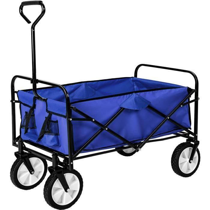 Chariot de jardin pliable